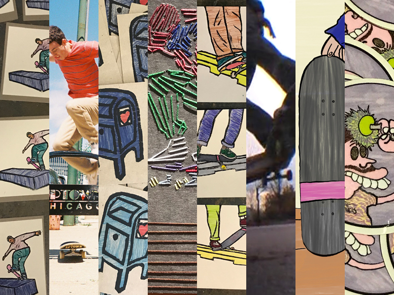 Such Luck - Blog Posts - Chicago art and skateboarding